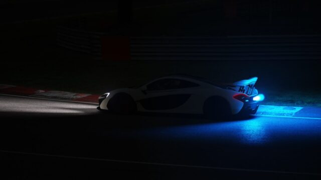 Assetto Corsa Custom Shaders Patch Car Lights