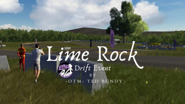 Assetto Corsa rack OTM Lime Rock Drift